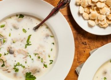 oyster-soup