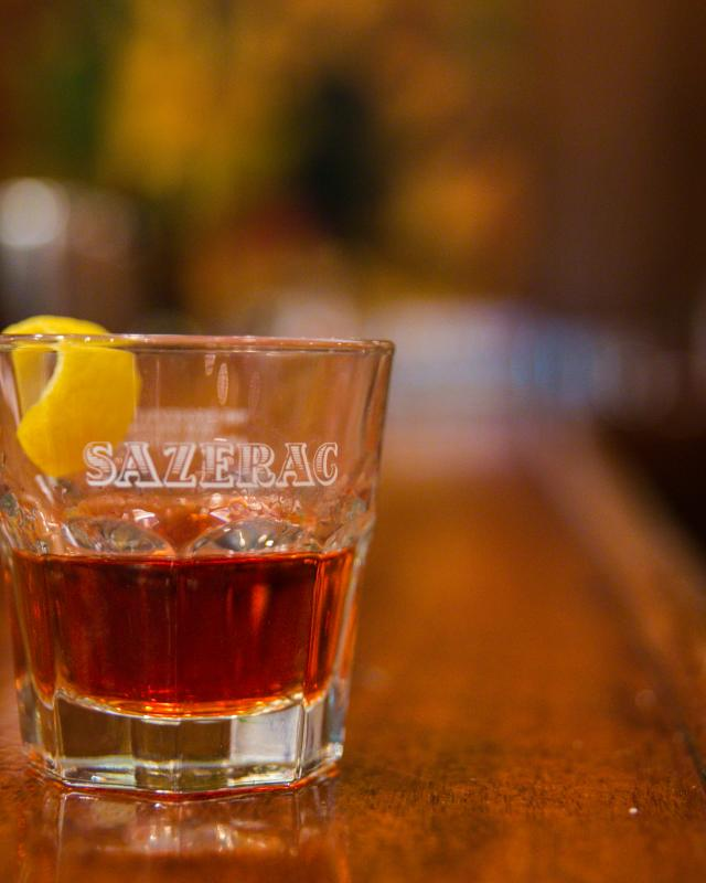 How the Sazerac Cocktail Came to Be