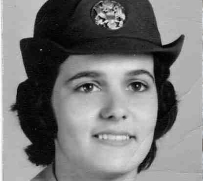 "Mary Fish grew up an Army Brat. Her father, a veteran of WWII, served in the US Army for 28 years and was awarded the Silver Star, 2 Bronze Stars and the Purple Heart. Her uncles served in the Army Air Corp, Navy and Marines as well.  In 1965, Fish followed in her family's footsteps and joined the Women's Army Corp. She received her training at Fort McClellan, Alabama and was later assigned to Fort Gordon, Georgia. ""While in the Women's Army Corp, my main job was clerk typist and keypunch operator. I was also honored to do some training for the soldiers via closed circuit TV,"" says Fish. After serving in Vietnam, she was able to use her GI Bill to attend nursing school. Fish practiced as a nurse for 25 years until she decided to go back to college to receive her BA in Cultural Resource Management at Southeastern Louisiana University."