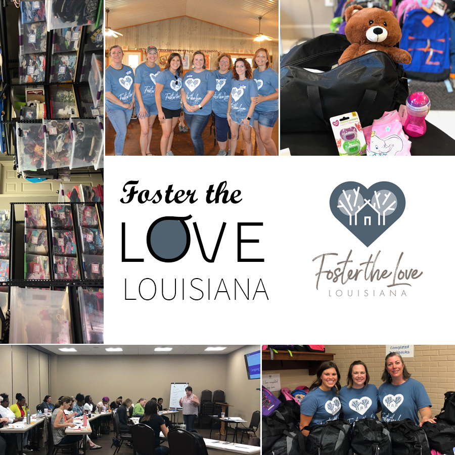 Louisiana Fosters – Foster the Love