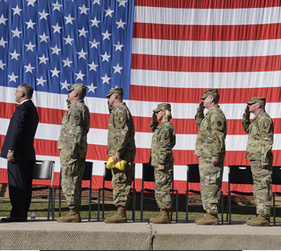 The recent overseas deployment of the 832nd Engineer Utilities Detachment, a Louisiana National Guard unit headquartered in Plaquemine, is a reminder to all of us that our support of the Nation's war fight continues. Since 9/11, over 18,750 Louisiana Guardsmen have deployed in support of the Global War on Terror. Currently, over 700 LA Guardsmen are deployed overseas and another 450 are pending deployment. For nineteen years now, Guard units continue to perform admirably, professionally, honorably, and return as heroes. To those Guardsmen currently deployed and to their families, we say God bless and God speed.
