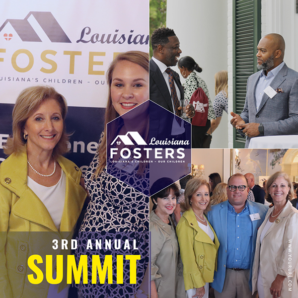 Louisiana Fosters – 3rd Annual Summit