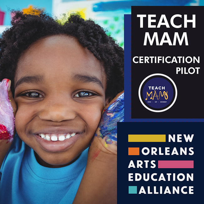 The Teach MAM Certification Pilot