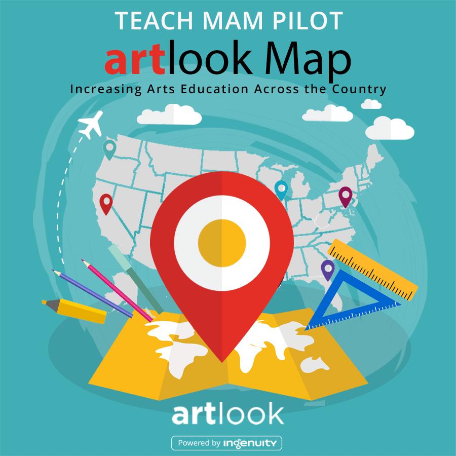 Teach MAM and the ArtLook Map