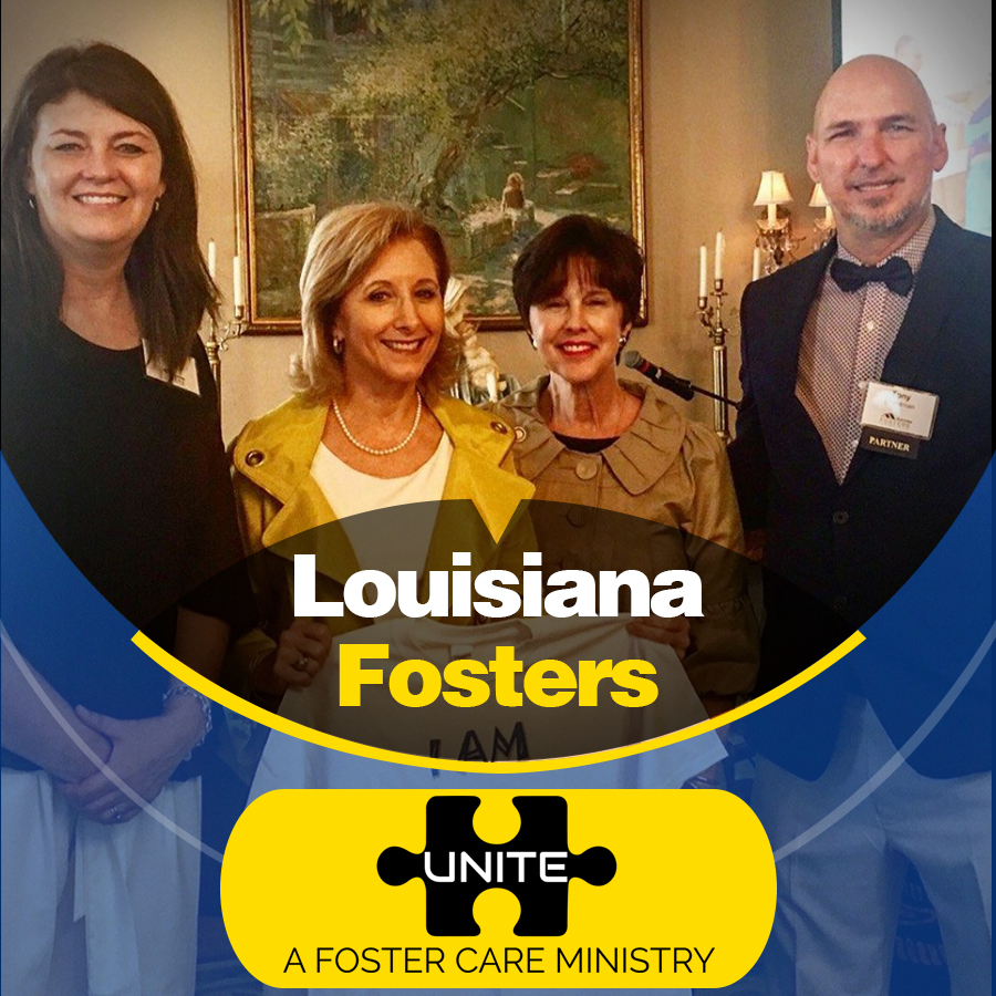 Louisiana Fosters – Unite Ministries