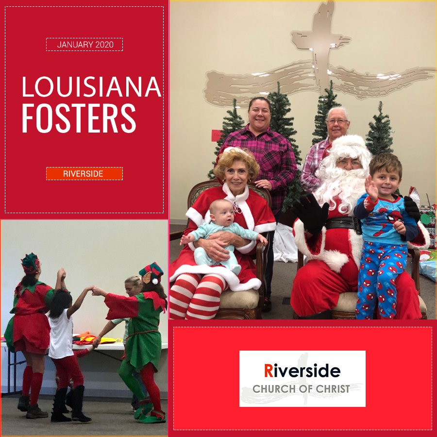 Louisiana Fosters – Riverside