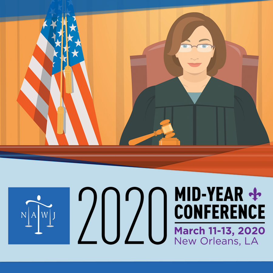 Anti-Human Trafficking – NAWJ Mid-Year Conference