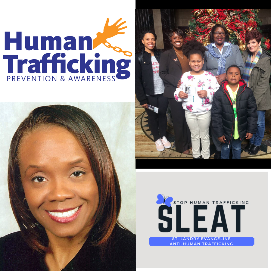 Anti-Human Trafficking – The SLEAT Taskforce