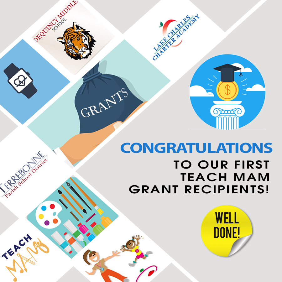 Teach MAM – Teach MAM Grant Recipients