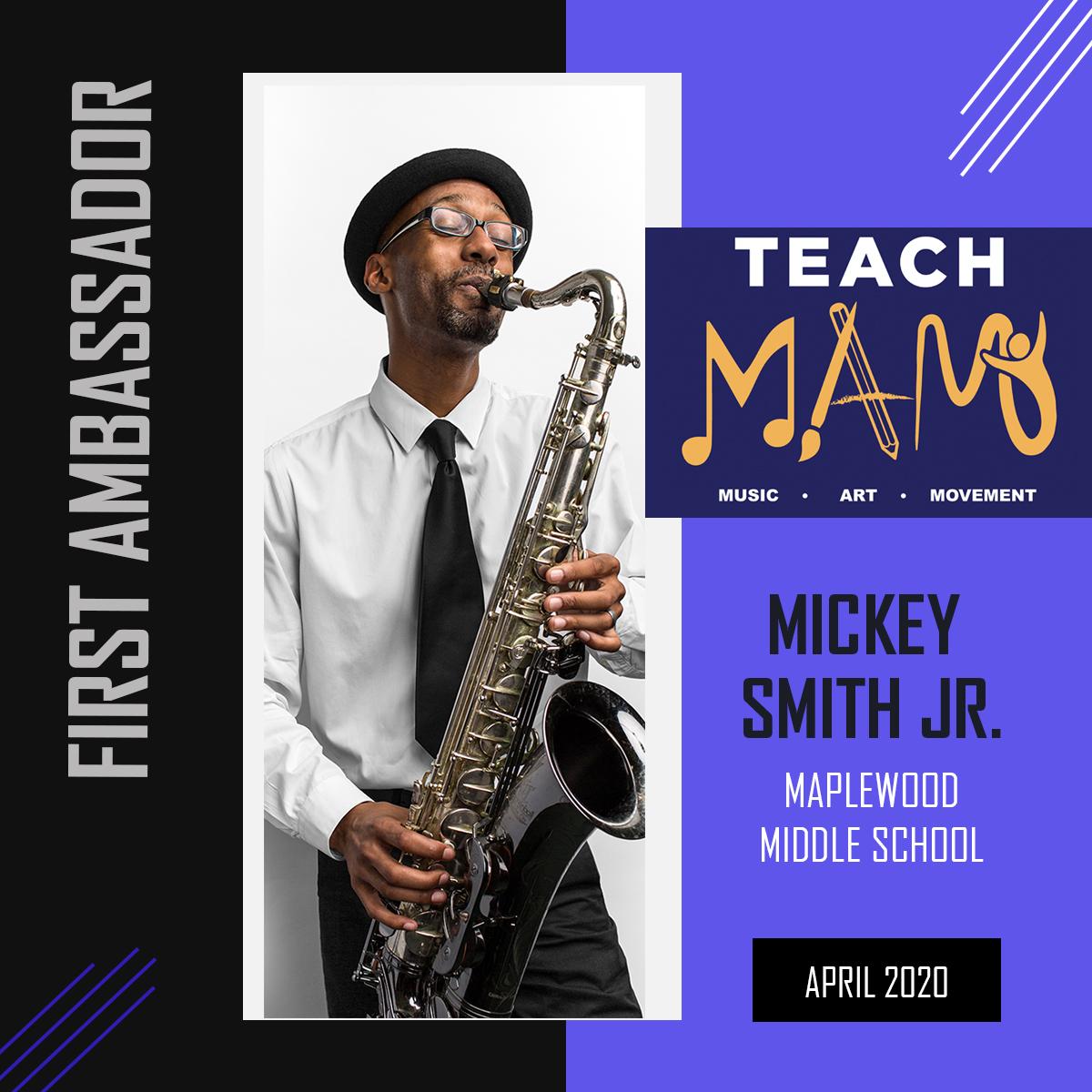 Teach MAM – Our First Ambassador!