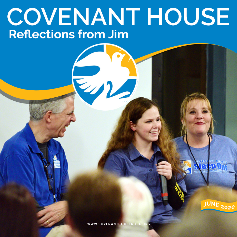 Anti-Human Trafficking – Covenant House: Reflections from Jim