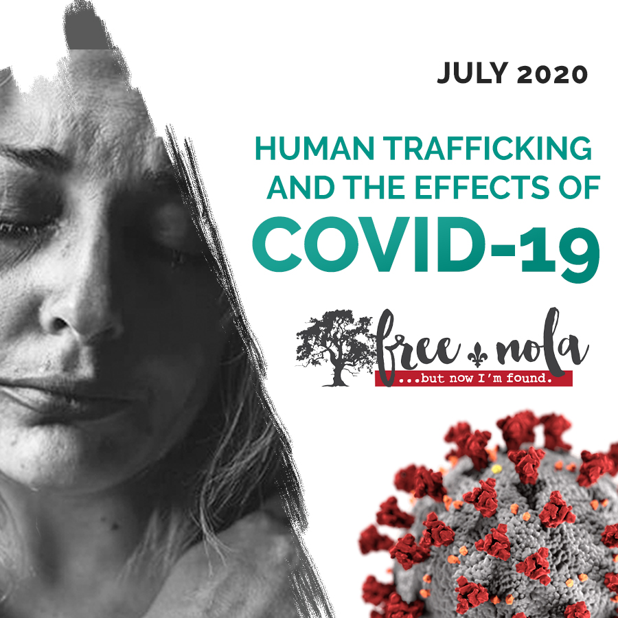 Anti-Human Trafficking – Human Trafficking and the Effects of COVID-19