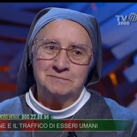 Sister Eugenia Bonetti - Countering Violence Against Women (in Italian)