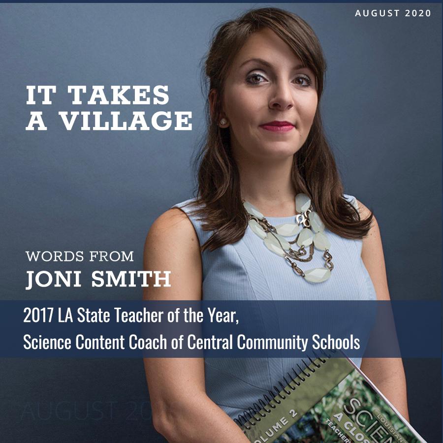 Joni Smith – It Takes A Village