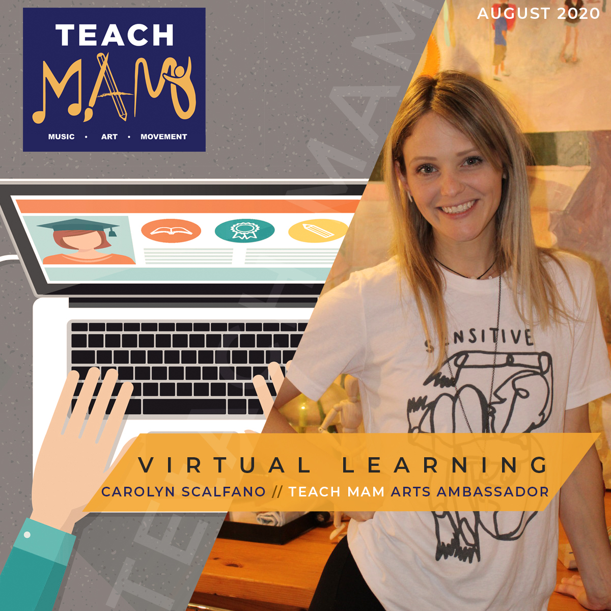 Teach MAM – Virtual Learning