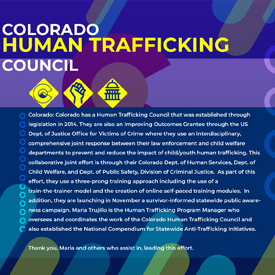 Colorado Human Trafficking Council