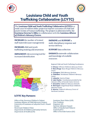 Louisiana LCYTC Overview