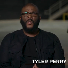 Tyler Perry PSA Video
