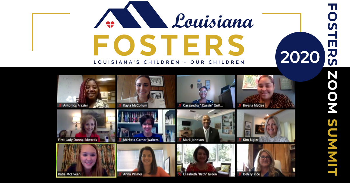 2020 Louisiana Foster's Summit