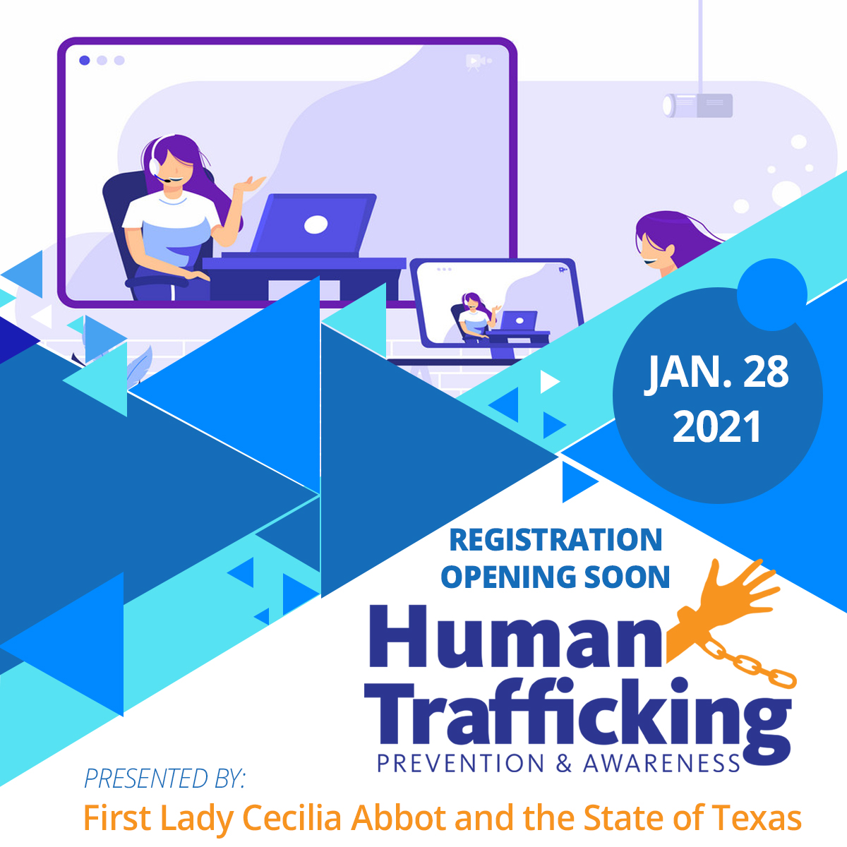 Anti-Human Trafficking – January Summit