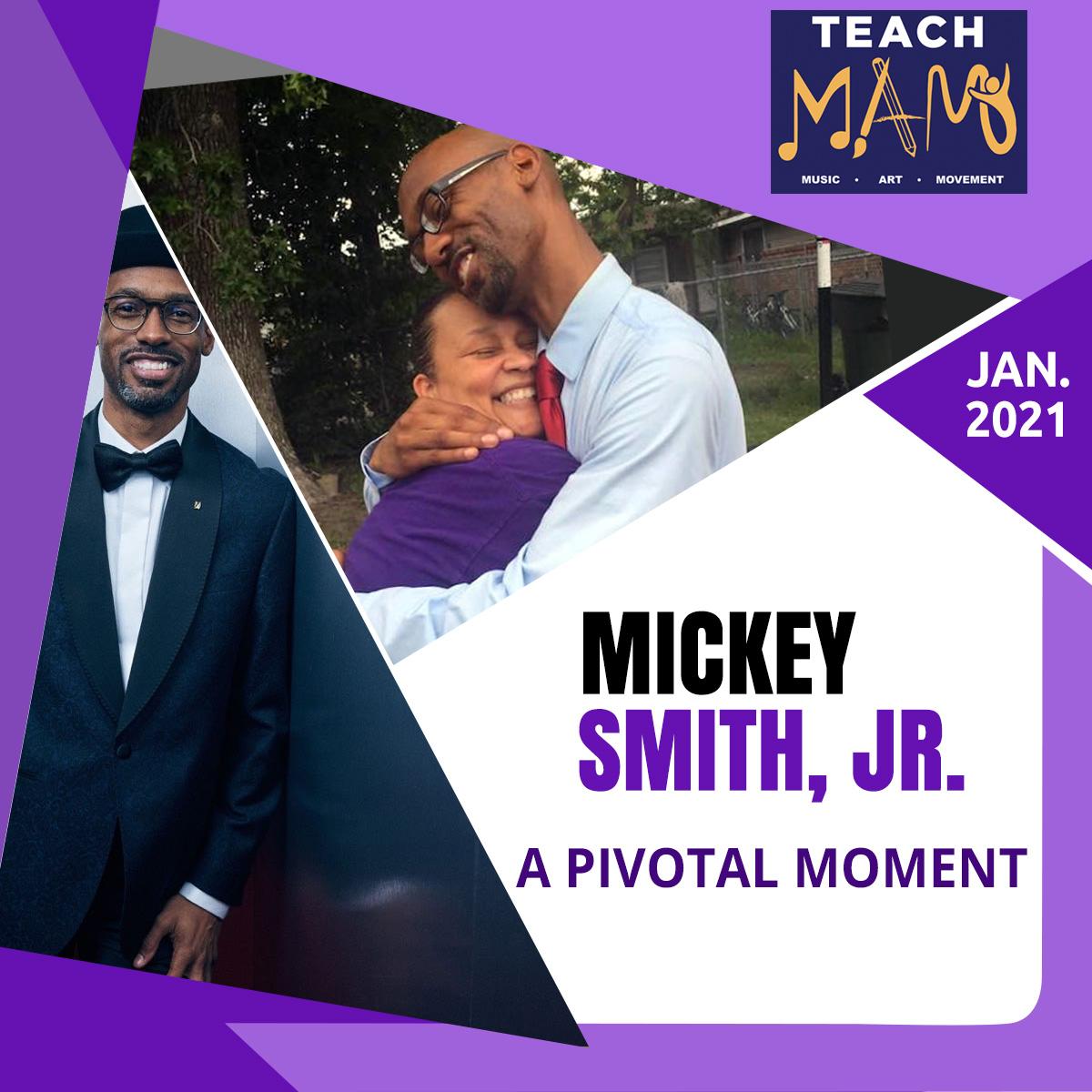 Teach MAM – A Pivotal Moment