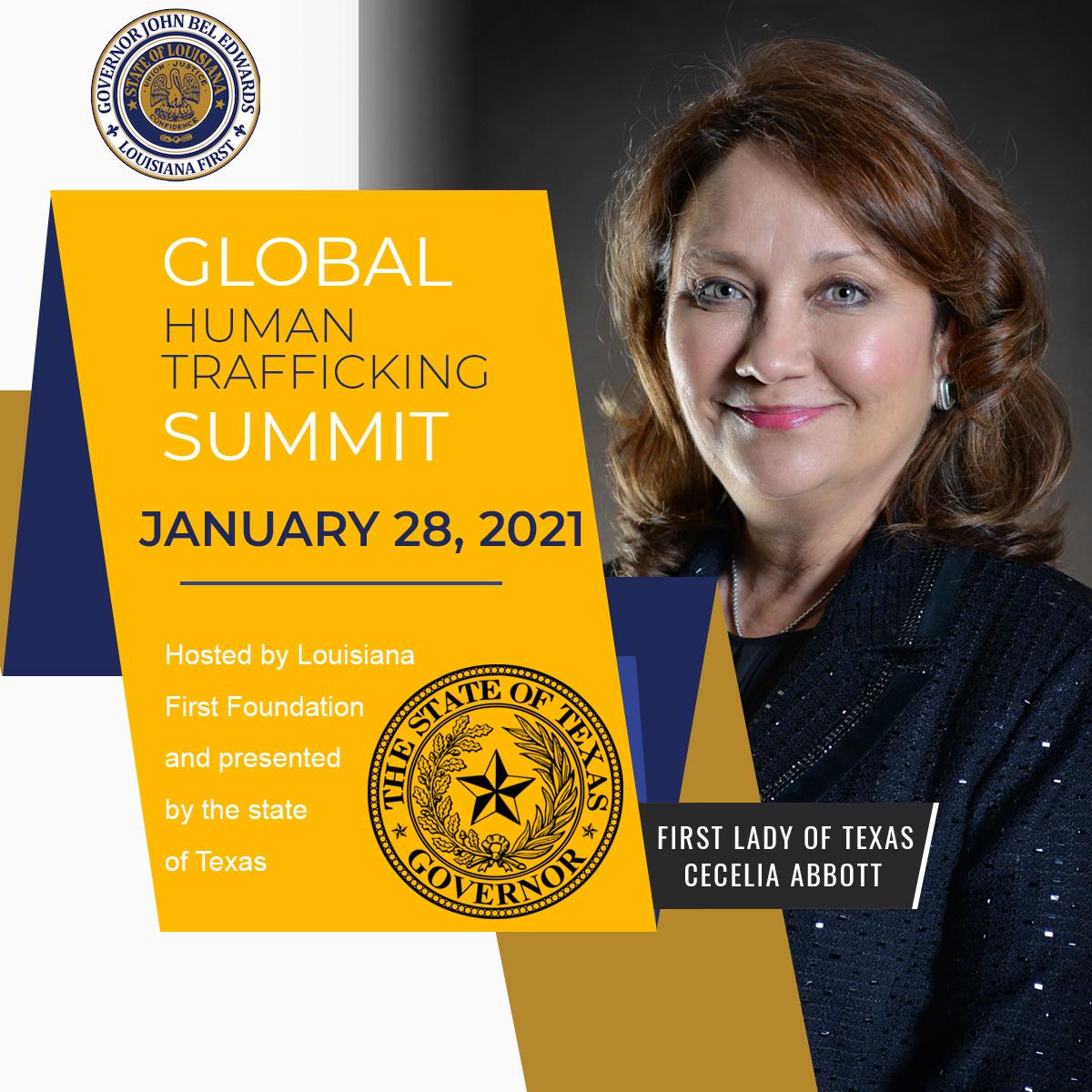 Anti-Human Trafficking – Global Human Trafficking Summit 2021
