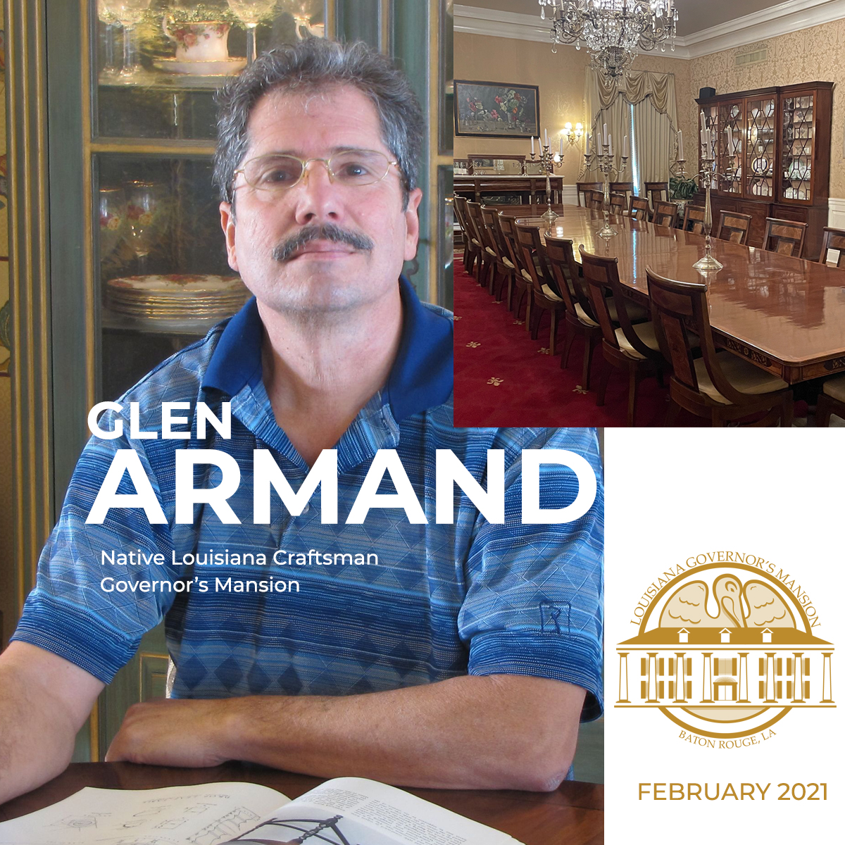 The Governor's Mansion: Glen Armand