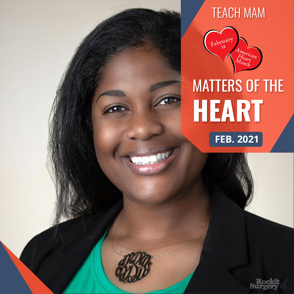 Teach MAM – Matters of the Heart