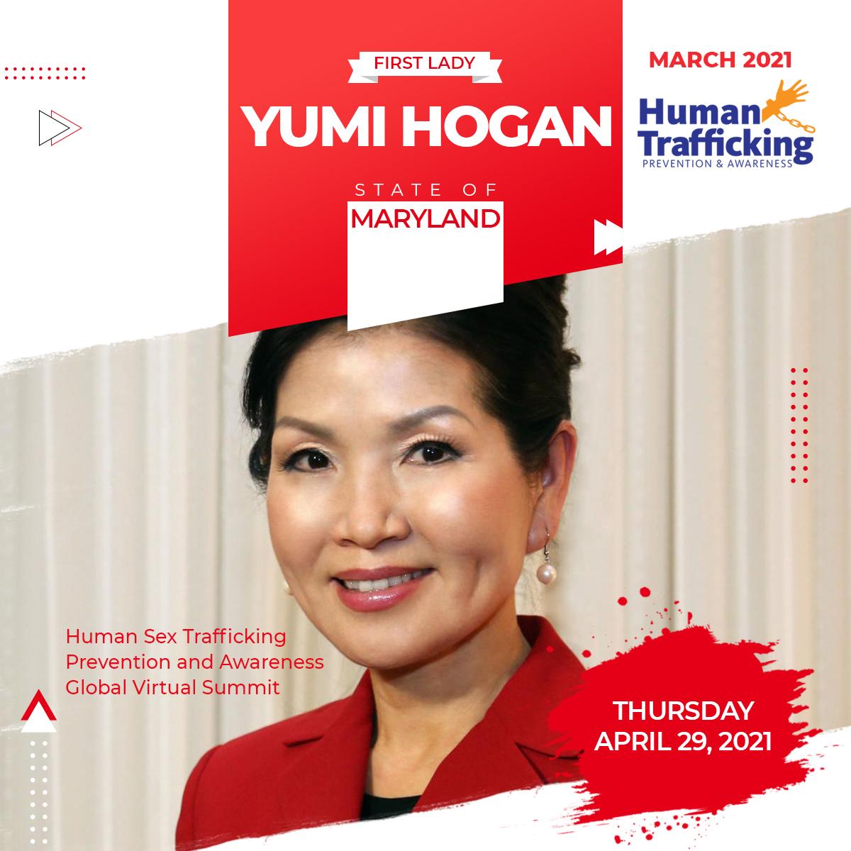 Anti-Human Trafficking – Save The Date
