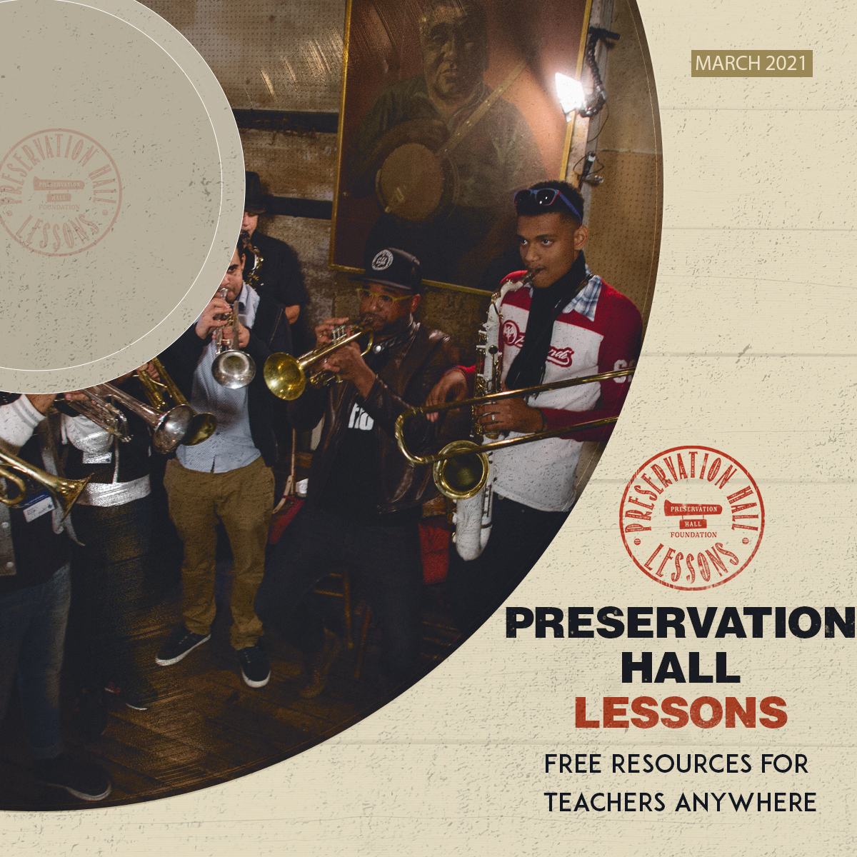 Teach MAM – Preservation Hall Lessons