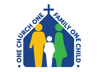 ONE CHURCH, ONE FAMILY, ONE CHILD