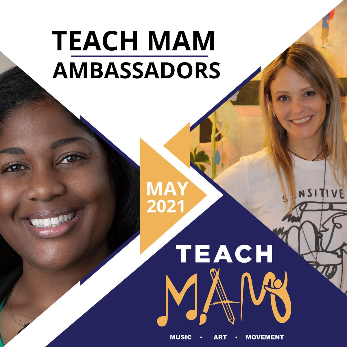 Teach MAM – Ambassadors