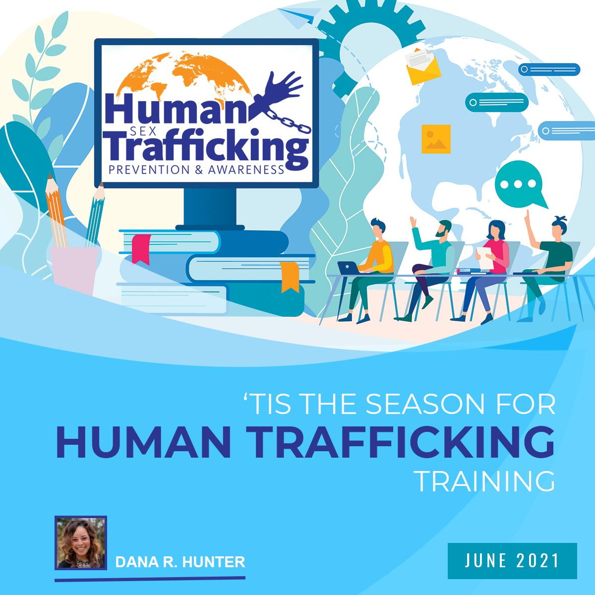 Anti-Human Trafficking – Human Trafficking Training