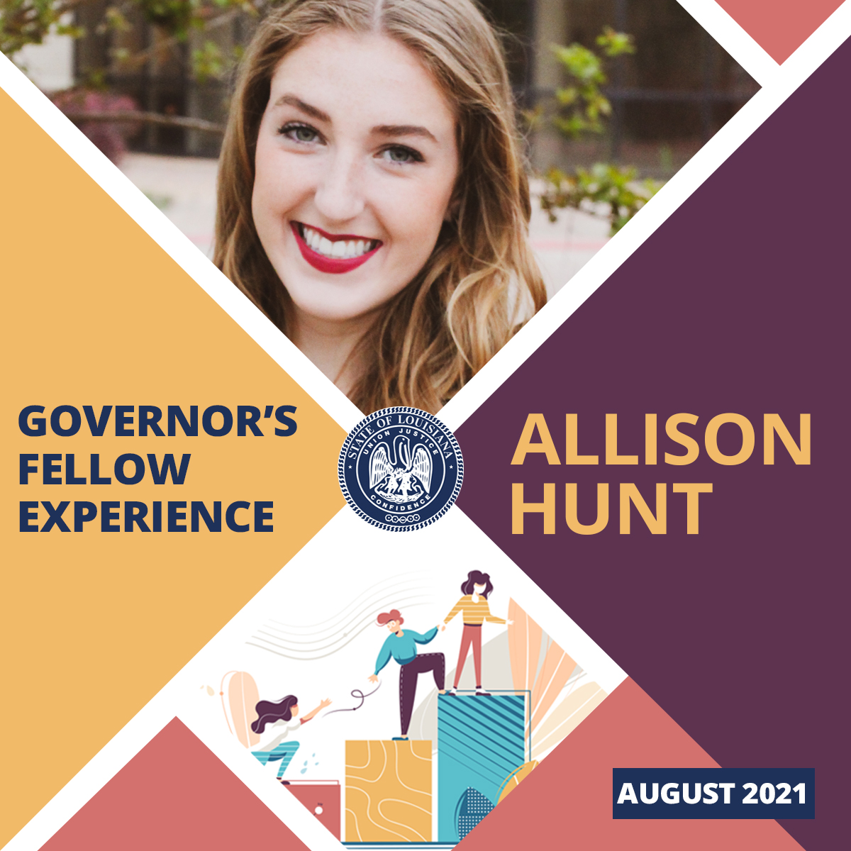 Feature: Governor's Fellow Experience