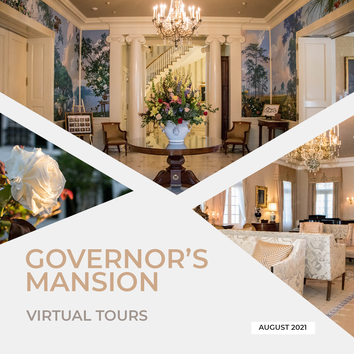 The Governor's Mansion: Virtual Tours