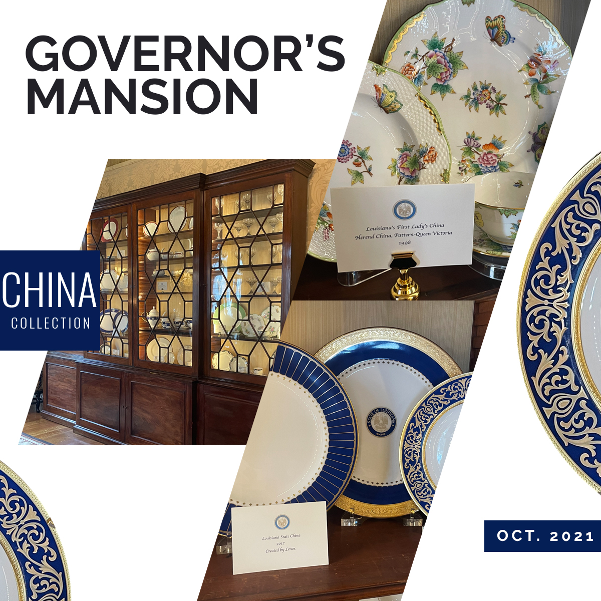The Governor's Mansion: China