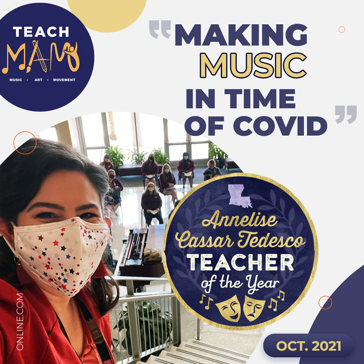 Teach MAM – Making Music in Time of COVID