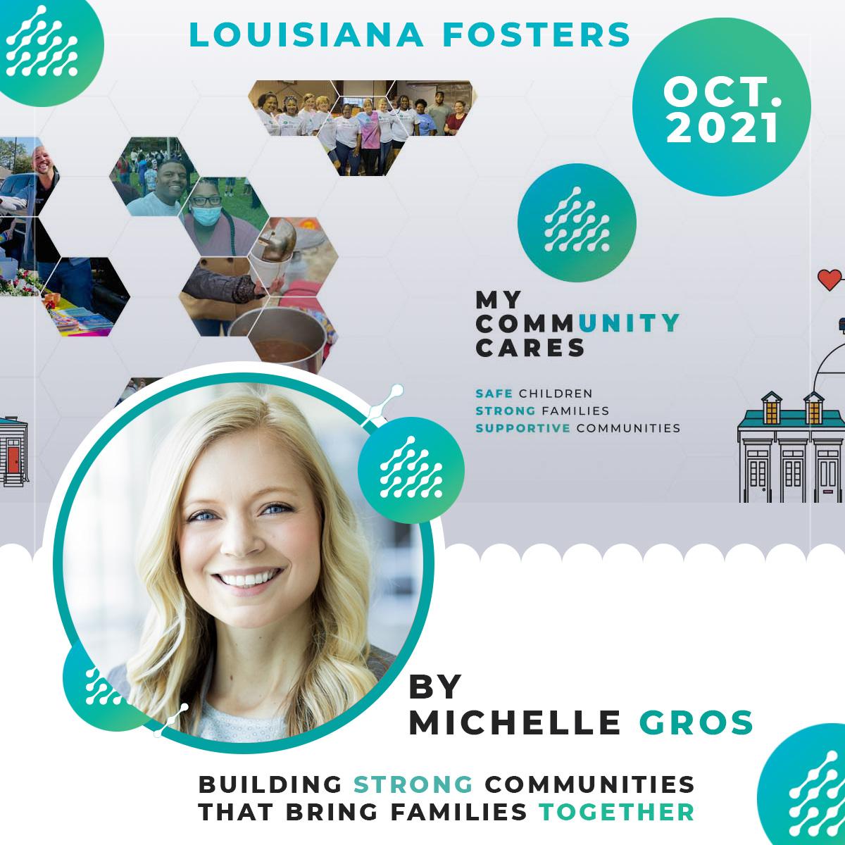 Louisiana Fosters – My Community Cares